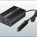 本当に使える電源系グッズはセルスターUSB付きパワーインバーターミニ「HGU-150/12V」で決まり!